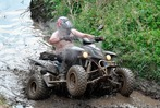 Fotos: Quads und Gel�ndewagen in Hottingen