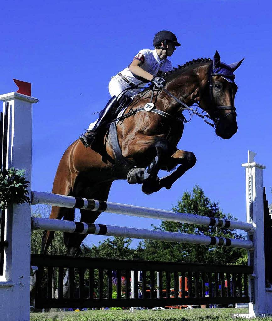 Erst kommt das Pony, dann das Springpferd - Reitsport ...