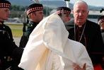 Fotos: Papst zu Staatsbesuch in Gro�britannien