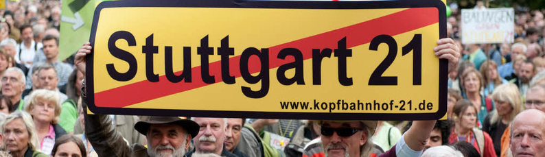 Stuttgart 21  das umstrittene Milliarden-Bahnprojekt