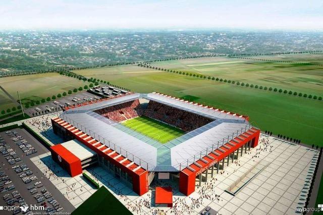 Stadionpläne: Ist Mainz 05 ein Vorbild für den SC Freiburg?