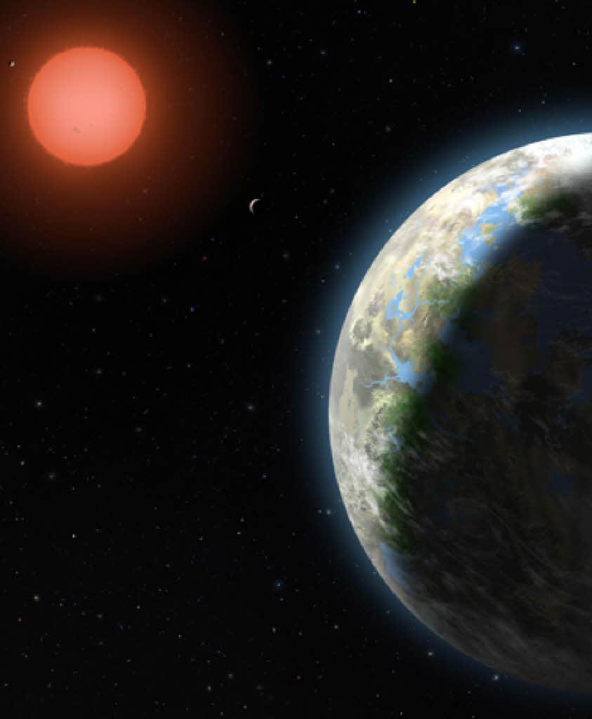gliese 581 waterworld - photo #8