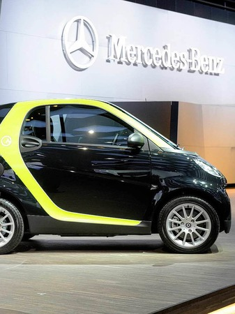 Smart Edition autolib