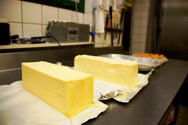 ... und Butter.