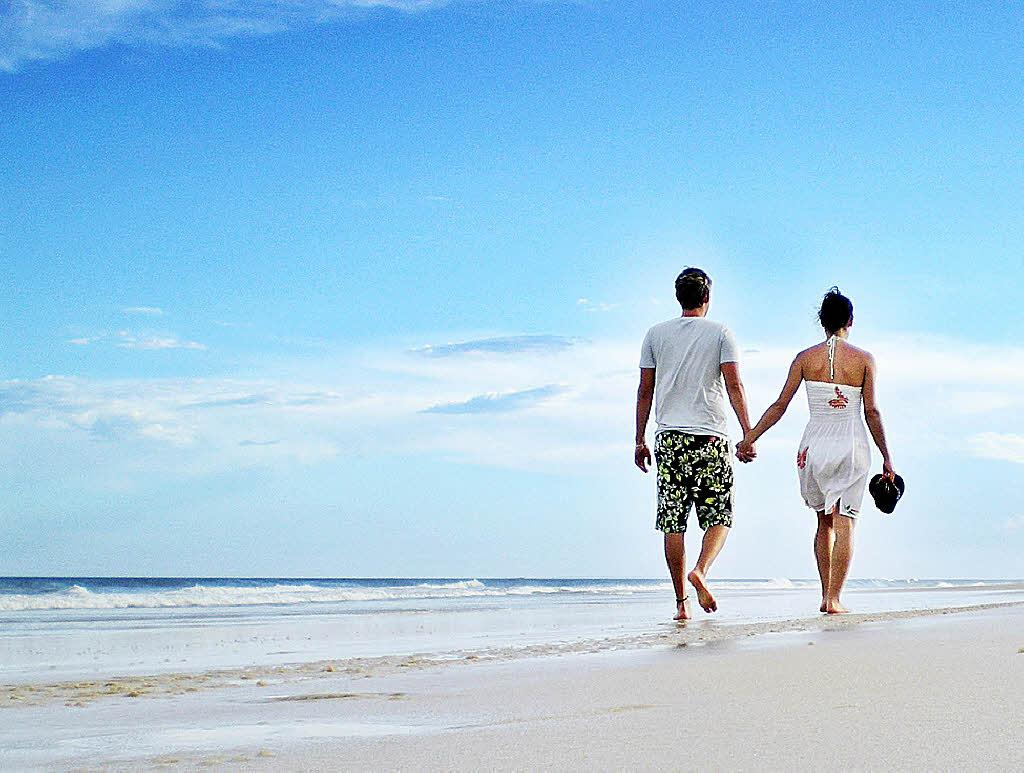 Urlaub als Schnelltest für Verliebte - Reise - Badische Zeitung