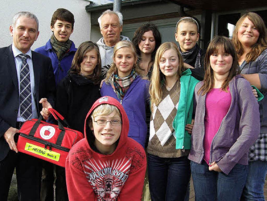 Badenweiler Sicherheit Macht Schule Badische