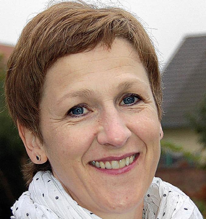 Sybille Hassler, 41 Jahre, aus Ettenhe...eres Haustieres waschen wir die Hände.  | Foto: Heidi Hoffmann