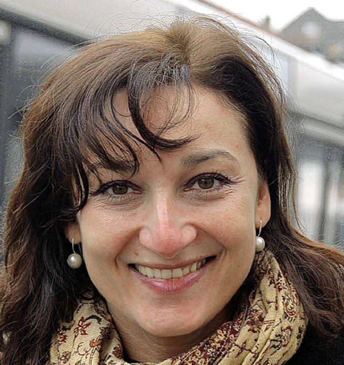 Susanne Pege, 45 Jahre, aus Rust: Man ...t von Natur aus einen  eigenen Schutz.  | Foto: Heidi Hoffmann