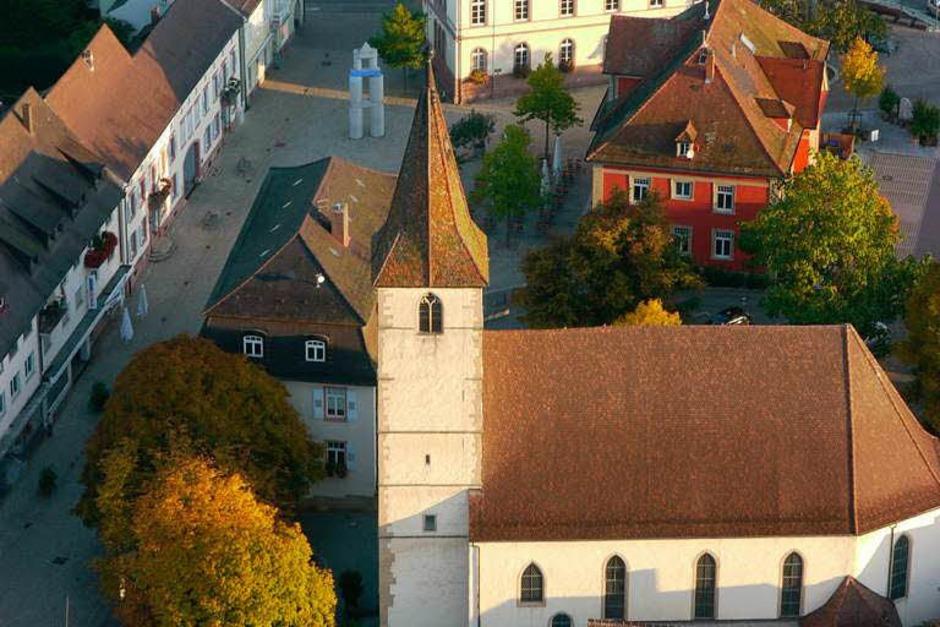 Martinskirche Müllheim (Foto: Katharina Meyer)