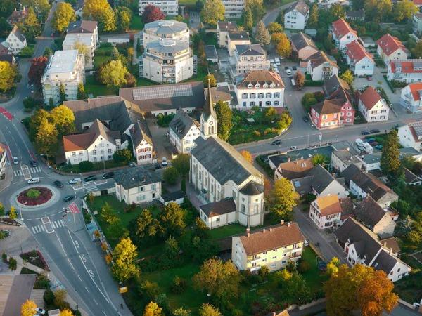 Katholische Stadtkirche Müllheim