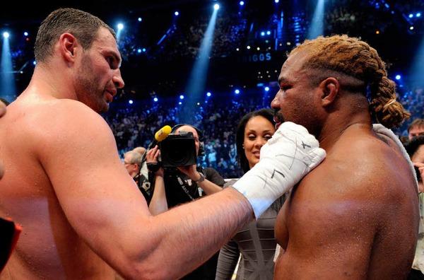Klitschko gegen Briggs: Eine klare Angelegenheit für den Weltmeister aus der Ukraine.