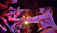 Bonaparte: Kaiser Gaga und sein Partyvolk