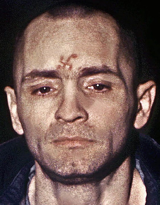 Der Täter: Charles Manson  | Foto: AFP
