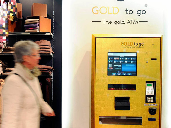 automat kaufen