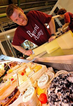 Antony Jean-Francois Evaleur de fromages