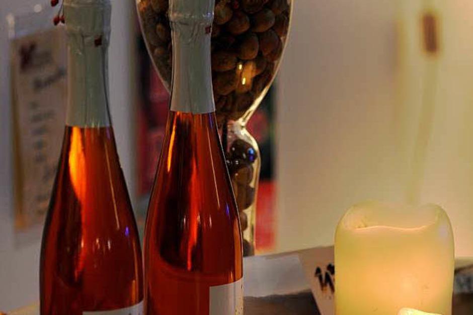 Stilleben mit Wein (Foto: Rita Eggstein)