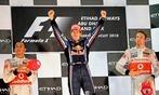 Fotos: Vettel siegt – Weltmeister vergießt Tränen