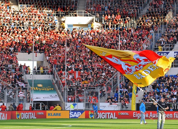 Lange sah es nach einem Unentscheiden aus in der Partie zwischen Hoffenheim und dem SC Freiburg. Dann fiel doch noch das 1:0 - und ganz Südbaden jubelte.