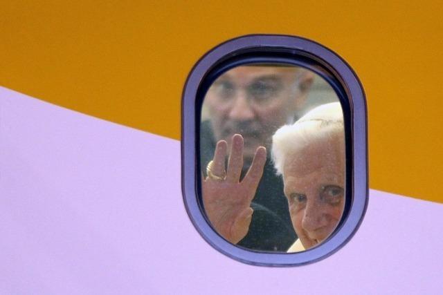Der Papst kommt 2011 nach Freiburg - Salomon begeistert
