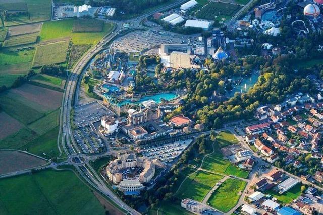 Europa-Park plant neues Hotel – mit Leuchtturm