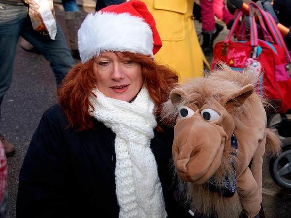 Impressionen vom Nikolausmarkt in Wehr