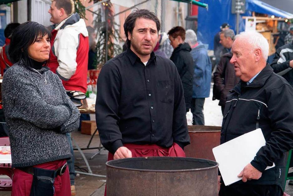 Impressionen vom Nikolausmarkt in Wehr (Foto: Hrvoje Miloslavic)