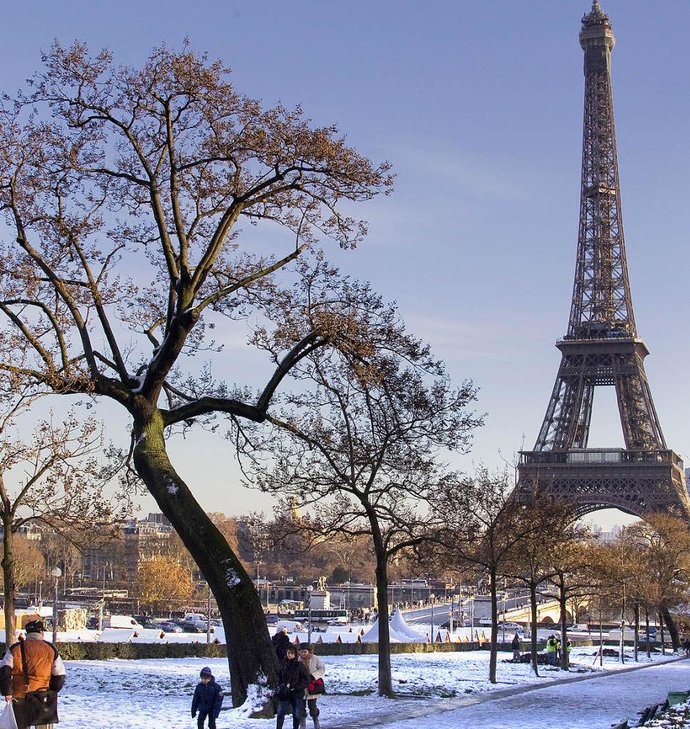 europa k mpft mit dem schnee panorama badische zeitung. Black Bedroom Furniture Sets. Home Design Ideas