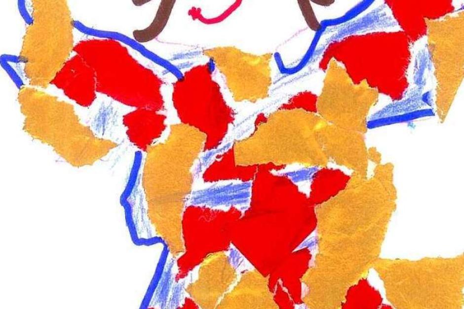 Von Alina, 5 Jahre, aus Rheinfelden (Foto: Privat)