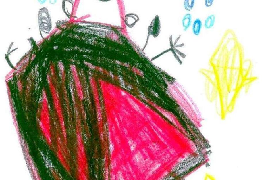 Von Davud, 4 Jahre, aus der Frösche- Gruppe (Foto: Privat)