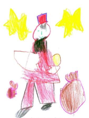 Von Lara, 5 Jahre, aus Freiburg