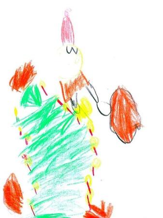 Von Jessica, 4 Jahre, aus Freiburg