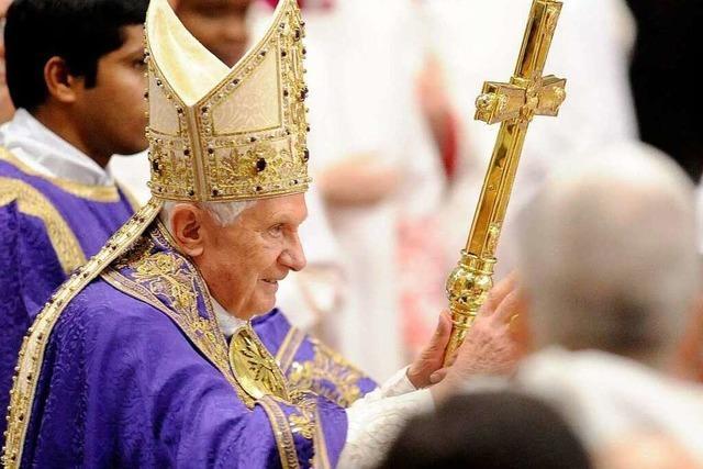 Papstbesuch sprengt in Freiburg alle Dimensionen