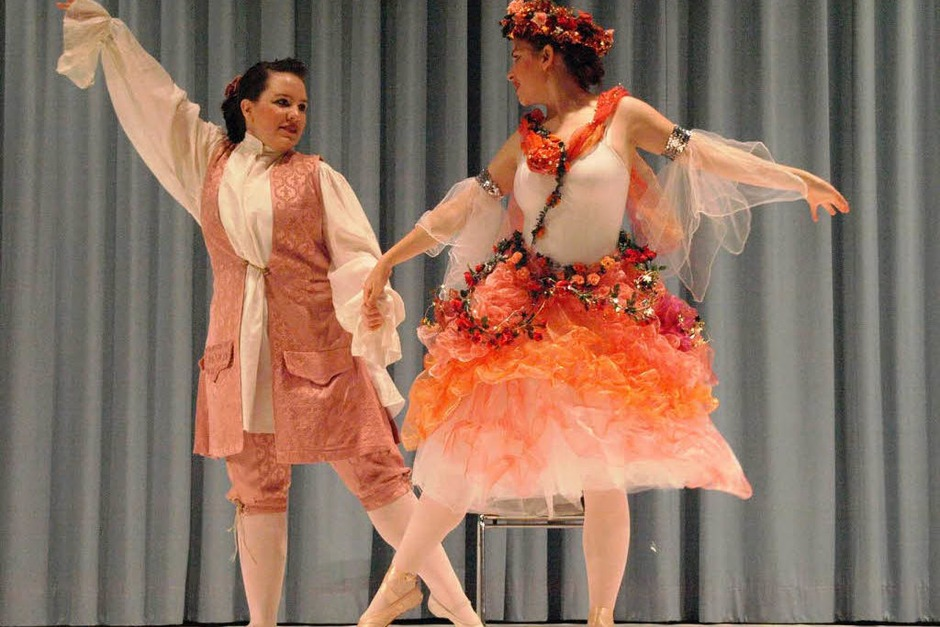 Der zweite Teil des Programms war eine Hommage an die letztjährige große Aufführung (Foto: Karin Stöckl-Steinebrunner)