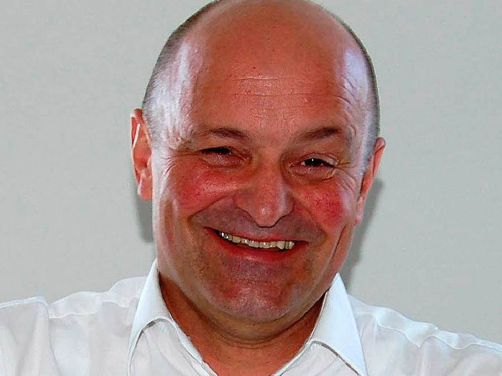 Keine Freunde: <b>Harald Kraus</b>... Foto: Babeck-Reinsch . - 38956771