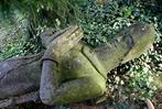 Fotos: Verschollene Bertold-Statue von Meißenheim