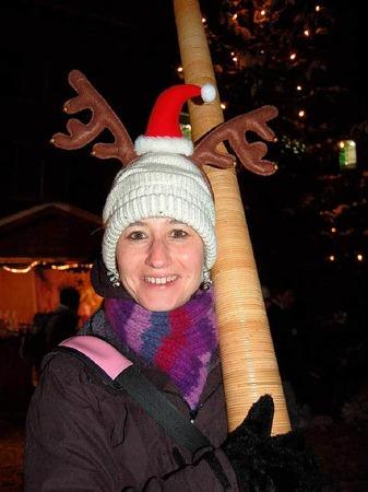 Zauberhaft präsentierte sich Laufenburg zur grenzüberschreitenden Altstadtweihnacht.