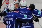 Fotos: Wlfe Freiburg unterliegen den Wild Wings