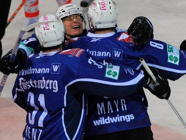 W�lfe Freiburg unterliegen den Wild Wings