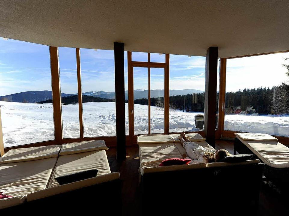hotel die halde drau en minus 9 grad drinnen plus 90 grad freiburg badische zeitung. Black Bedroom Furniture Sets. Home Design Ideas