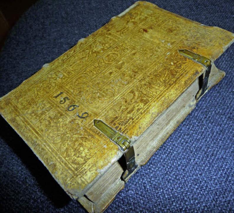 B. Hieronimi Epistalee 1569  | Foto: odrich-rees