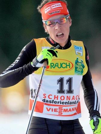 Direkt vor ihm auf Rang 6 landete Johannes Rydzek (Oberstdorf).