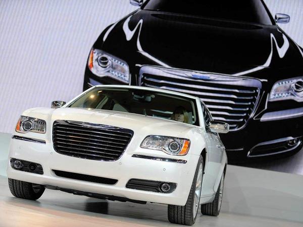 Der neue Chrysler 300