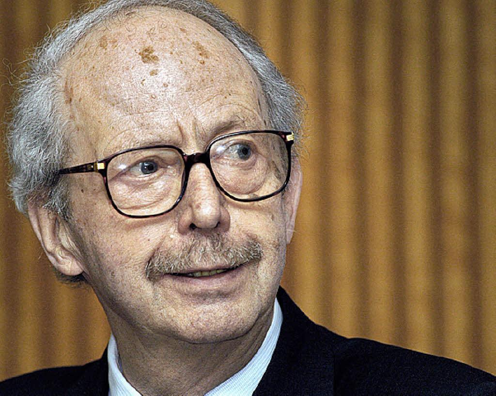 Er zählte zu den Großen der FDP: <b>Ralf Dahrendorf</b> Foto: Ingo Schneider - 40043632