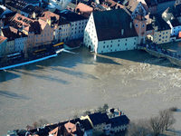 Forscher: Zunehmende Fluten auch durch Klimawandel