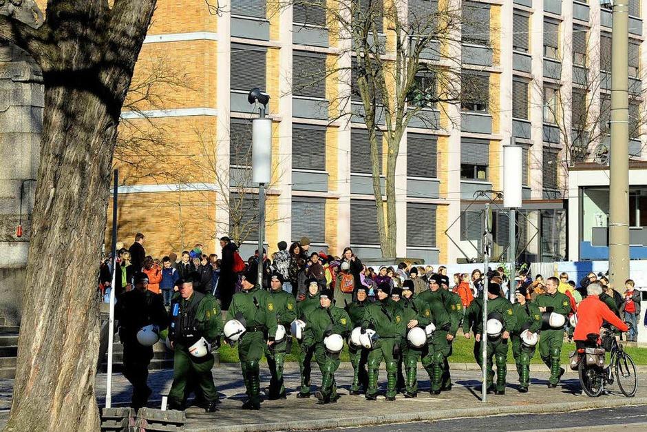 Bildungsdemo in Freiburg (Foto: Ingo Schneider)