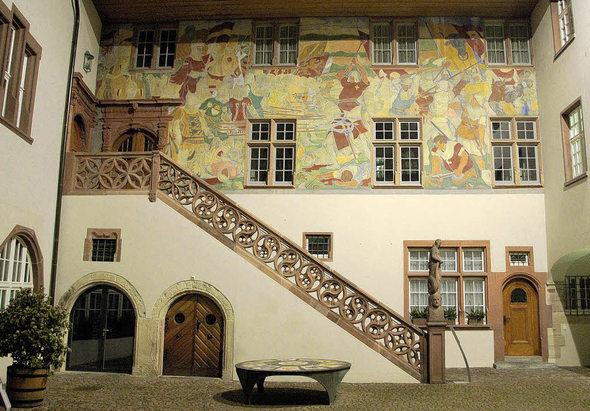 Rheinfelden die schlacht in neuer farbe badische for Thermalbad rheinfelden schweiz