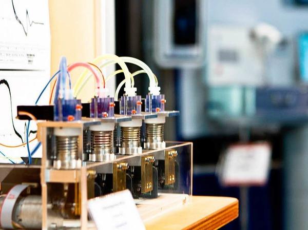 Innovationen und Entwicklungen: Die I+E-Messe in Freiburg.