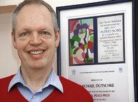 Michael Dutschke: Ein Friedensnobelpreisträger aus Offenburg