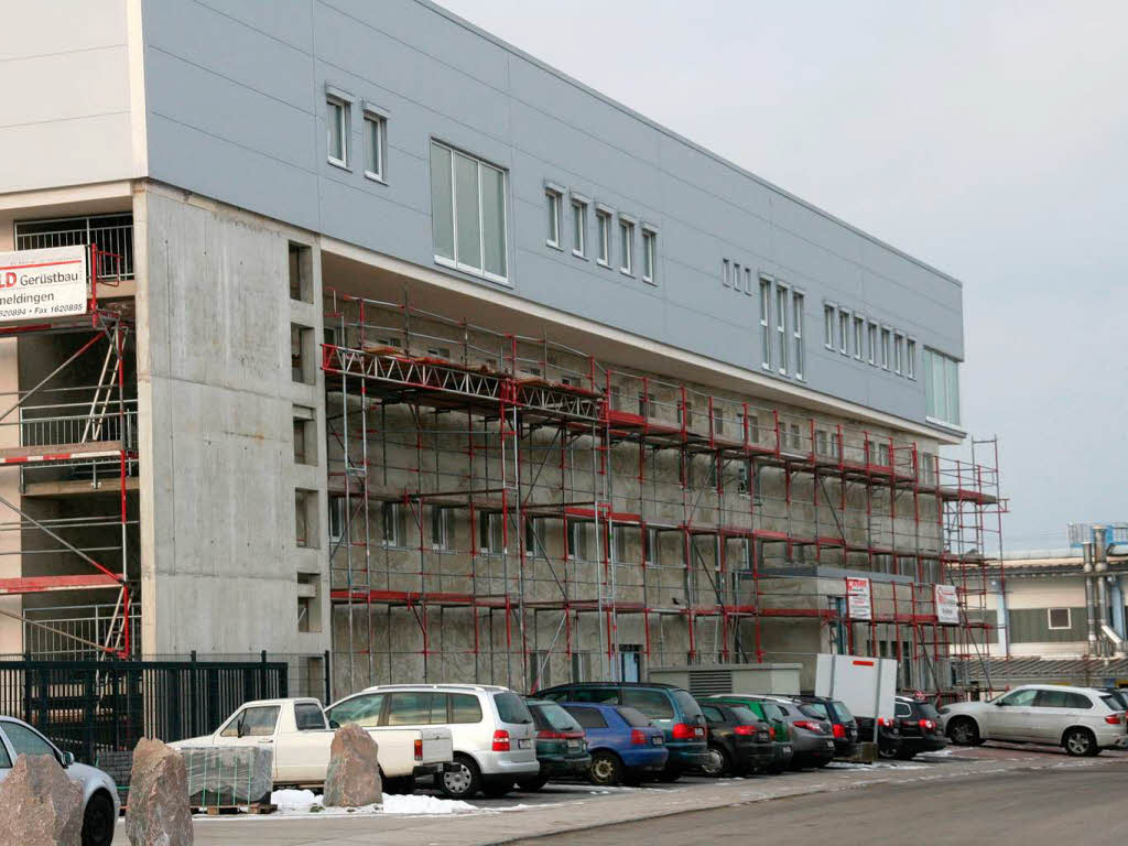 Schopfheim industrie service gmbh stellt insolvenzantrag for Emmendingen industrie