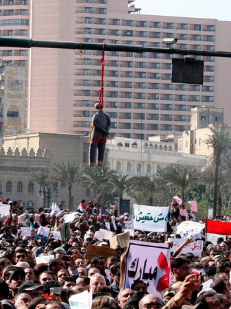 Massenproteste in Ägypten